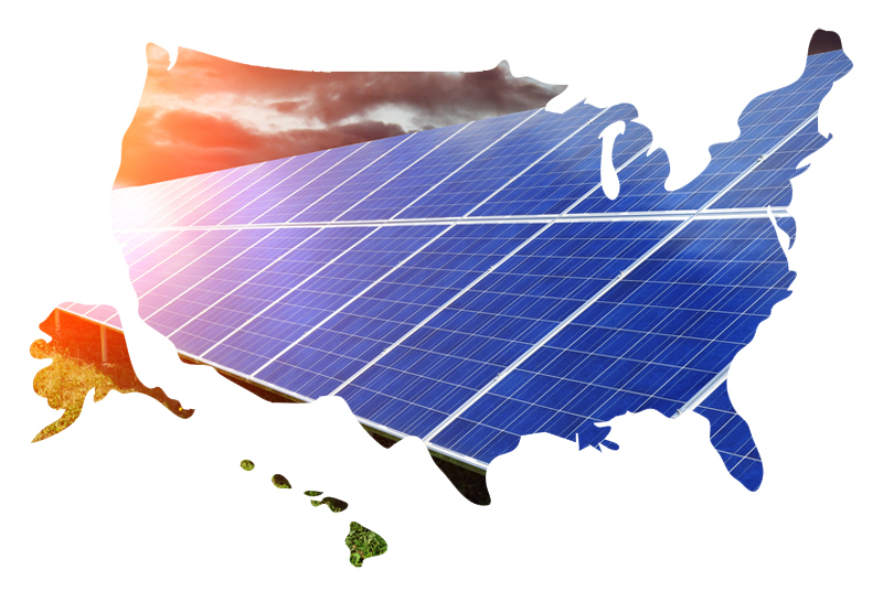 Solar Energy Systems in USA